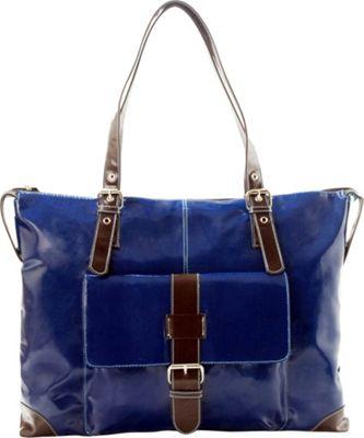 Urban Junket JB Laptop Bag Indigo - Urban Junket Ladies' Business