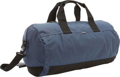 Carhartt D89 20 inch Round Duffel Dark Blue - Carhartt Travel Duffels