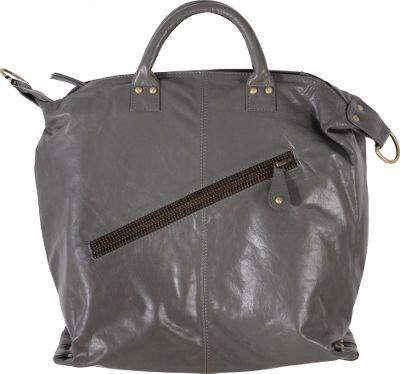 Latico Leathers Sam Tote Slate - Latico Leathers Leather Handbags