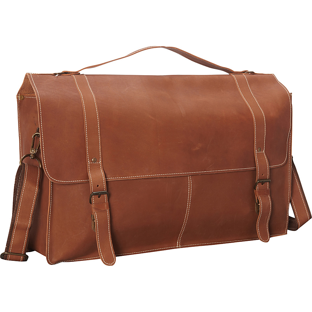 Sharo Leather Bags Leather Tool and Messenger Bag Brown Sharo Leather Bags Messenger Bags