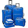 Deals on Bill Blass Luggage 7 Piece Value Set