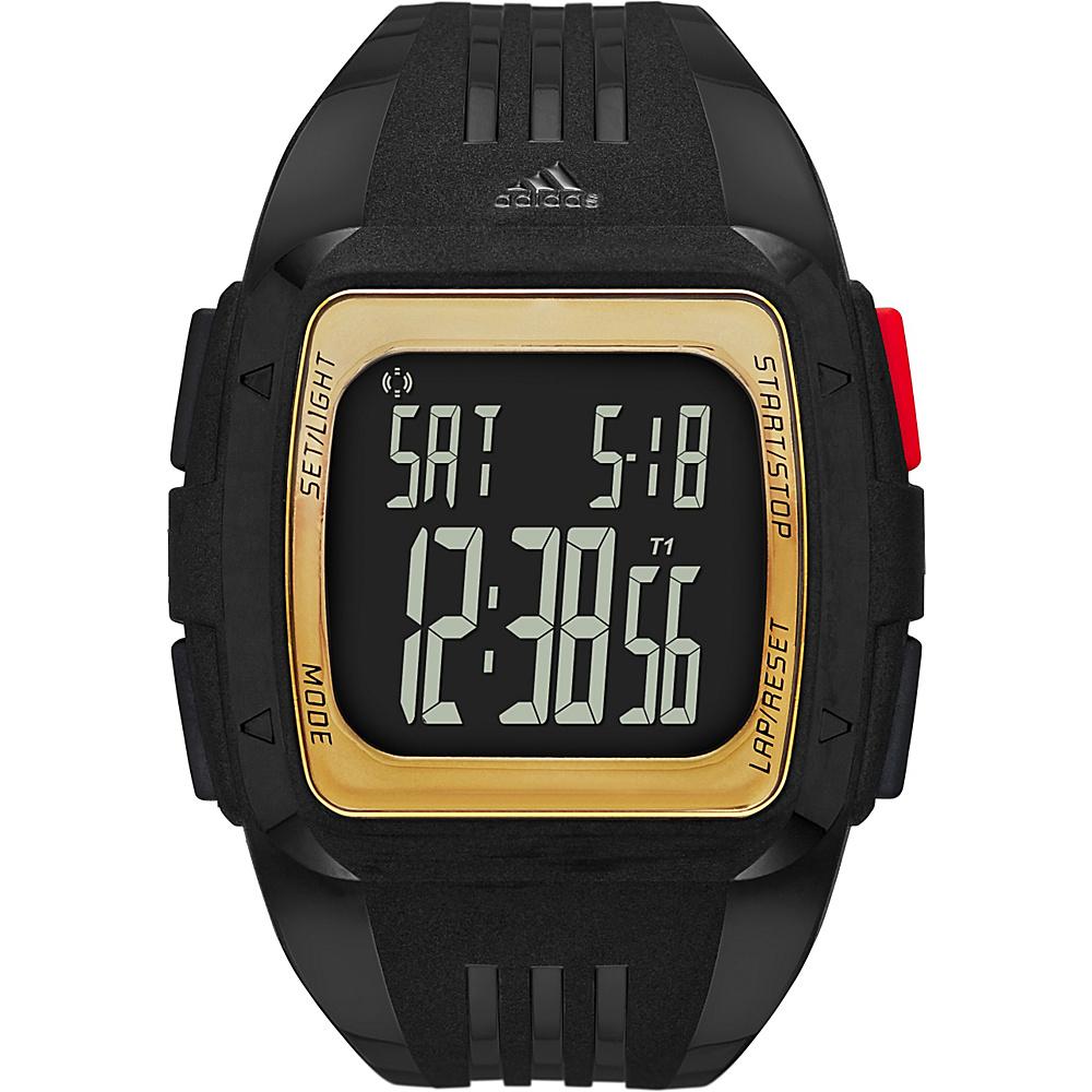 adidas watches Men's Duramo Watch Black on Black - adidas watches Watches