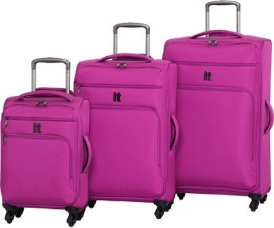it luggage MegaLite Luggage Collection 3 Piece Spinner Luggage Set- eBags Exclusive Baton Rouge - it luggage Luggage Sets
