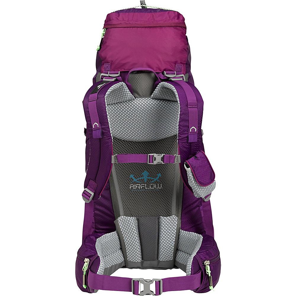 High Sierra Lightning 35 Female Pack 2 Colors Day Hiking Backpack ...