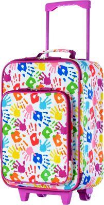 Olympia USA Kids 19 inch Luggage HAND - Olympia USA Softside Carry-On