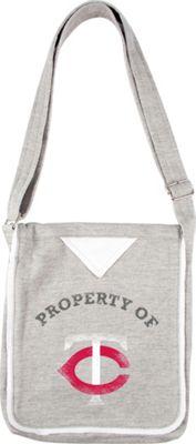 Littlearth Hoodie Crossbody - MLB Minnesota Twins - Littlearth Fabric Handbags