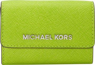 MICHAEL Michael Kors Jet Set Travel Coin Purse Pear - MICHAEL Michael Kors Designer Ladies Wallets