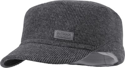 Outdoor Research Exit Cap Charcoal – S/M - Outdoor Research Hats