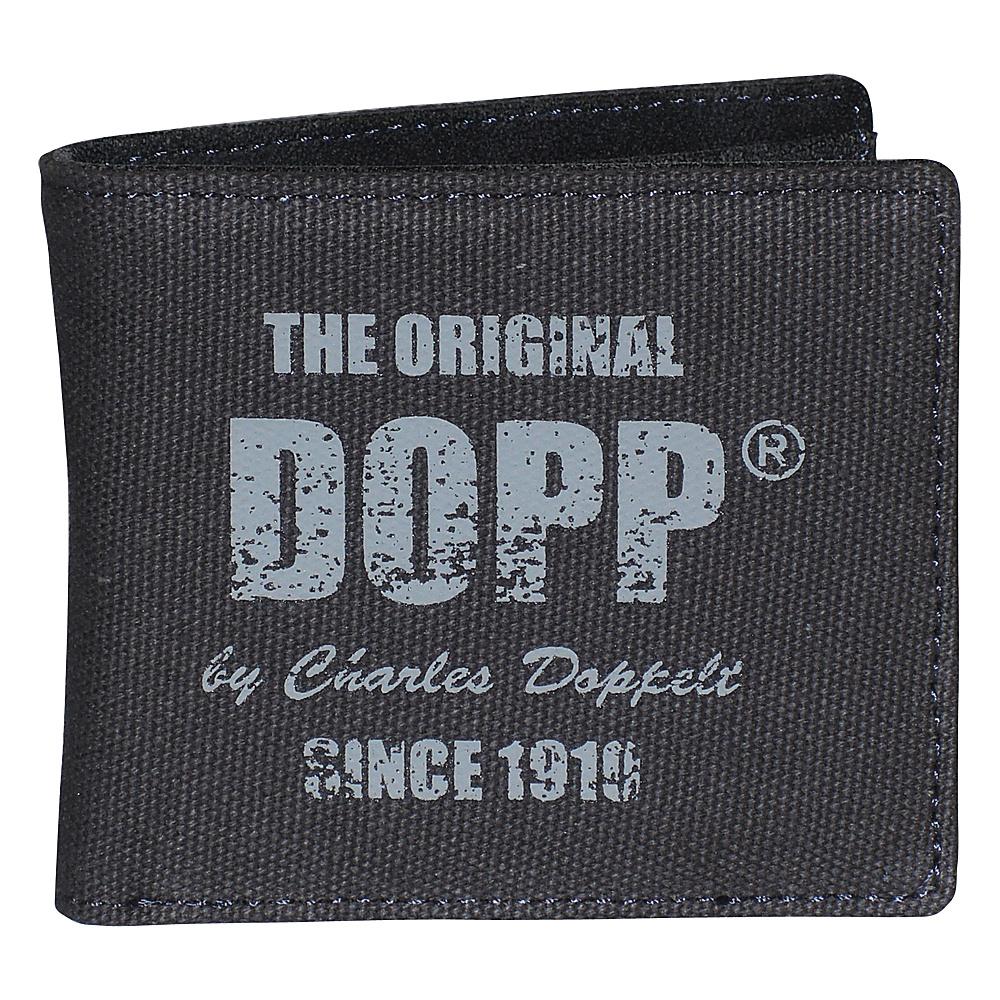 Dopp Legacy RFID Slimfold Grey - Dopp Mens Wallets