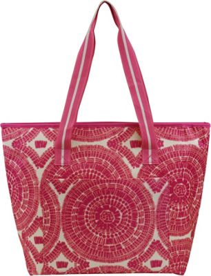 All For Color Cooler Tote Sunburst - All For Color Travel Coolers