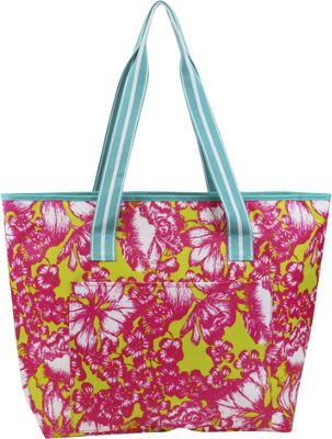 All For Color Cooler Tote Aloha Paradise - All For Color Travel Coolers