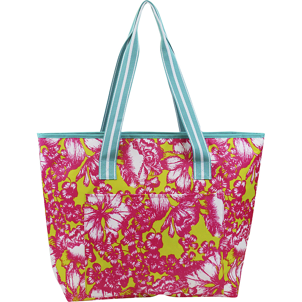 All For Color Cooler Tote Aloha Paradise All For Color Travel Coolers