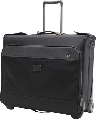 "Image of Andiamo Avanti 45"" Wheeled Wardrobe Midnight Black - Andiamo Garment Bags"