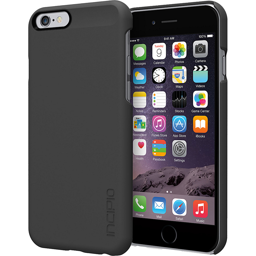 Incipio Feather iPhone 6 6s Case Gray Incipio Electronic Cases