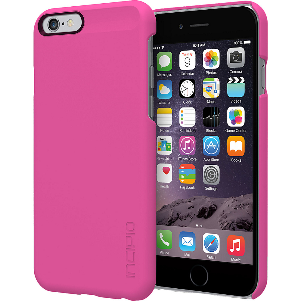 Incipio Feather  iPhone 6/6s Case Pink - Incipio Electronic Cases - Technology, Electronic Cases