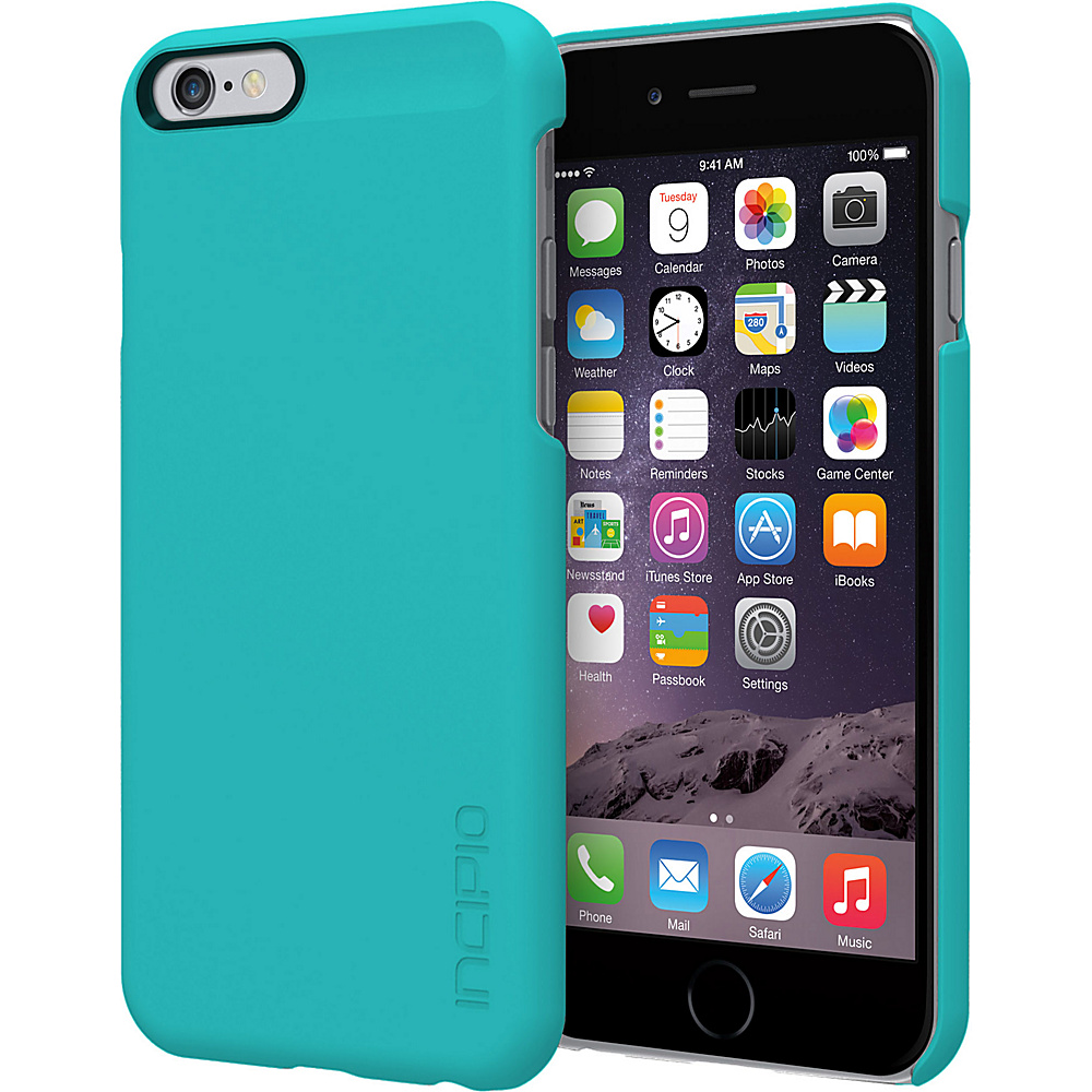 Incipio Feather  iPhone 6/6s Case Turquoise - Incipio Electronic Cases - Technology, Electronic Cases