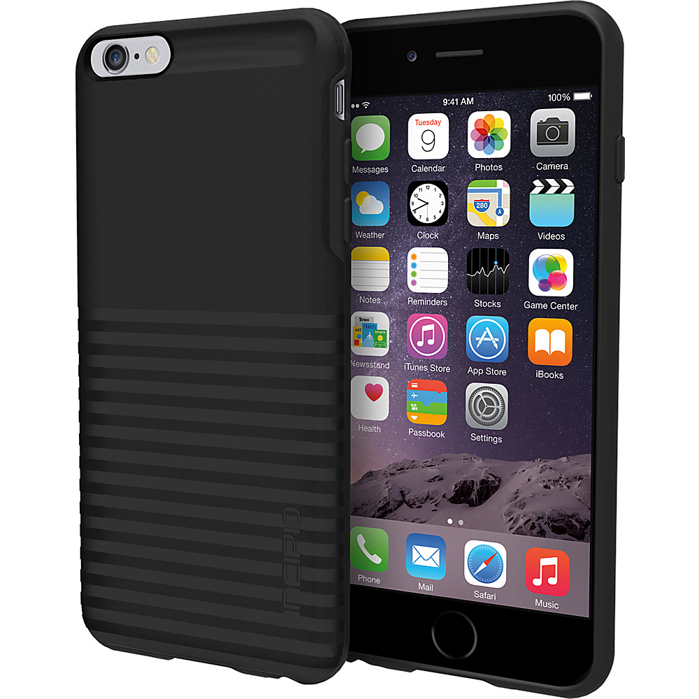 Incipio Rival for iPhone 6 6s Plus Case Translucent Black Incipio Electronic Cases