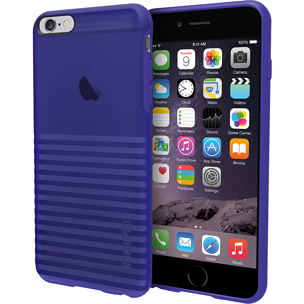 Incipio Rival for iPhone 6/6s Plus Case Translucent Blue - Incipio Electronic Cases - Technology, Electronic Cases