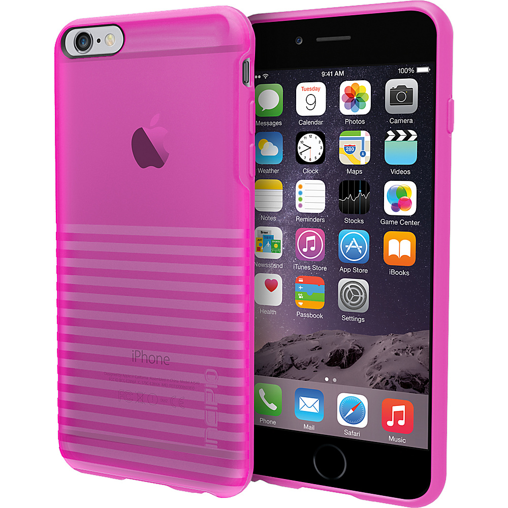 Incipio Rival for iPhone 6/6s Plus Case Translucent Neon Pink - Incipio Electronic Cases - Technology, Electronic Cases