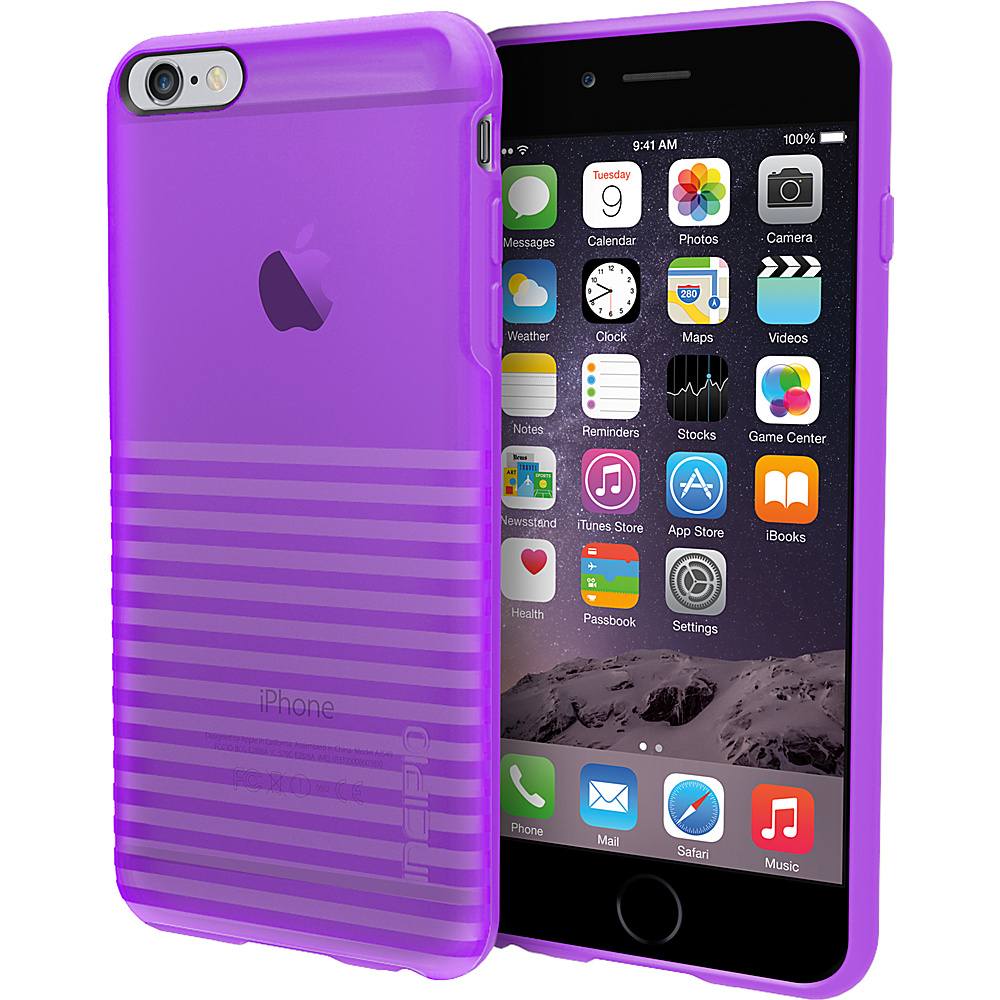Incipio Rival for iPhone 6/6s Plus Case Translucent Neon Purple - Incipio Electronic Cases - Technology, Electronic Cases