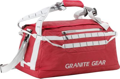 Granite Gear 24 inch Packable Duffel Redrock/Chromium - Granite Gear Outdoor Duffels