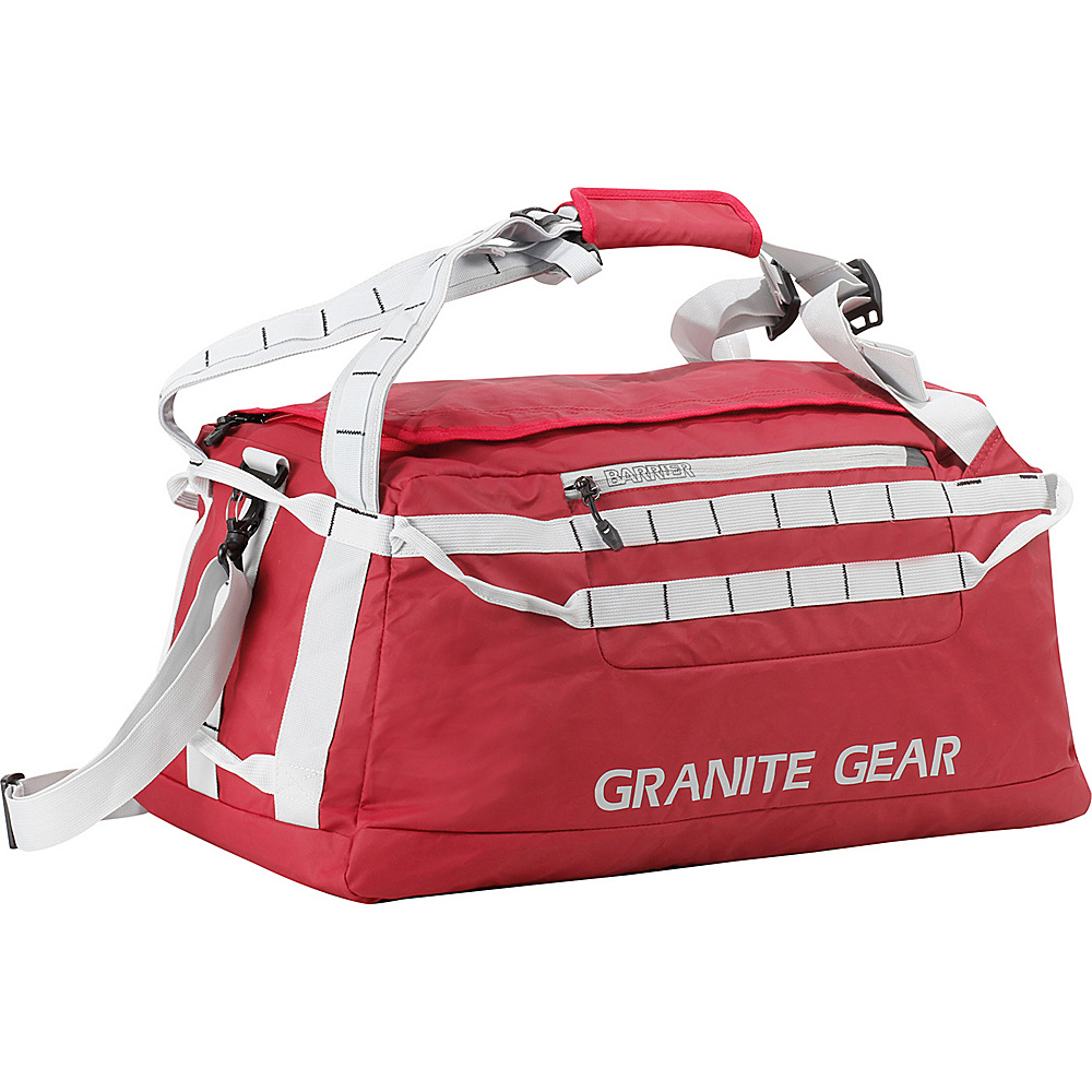 Granite Gear 24 Packable Duffel Redrock Chromium Granite Gear Outdoor Duffels