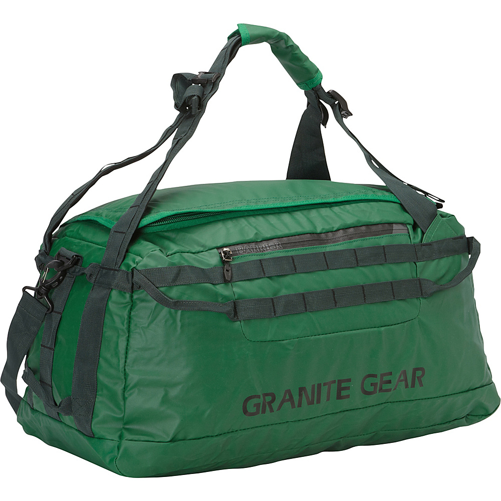"Granite Gear 24"" Packable Duffel Fern/Boreal - Granite Gear Lightweight packable expandable bags"
