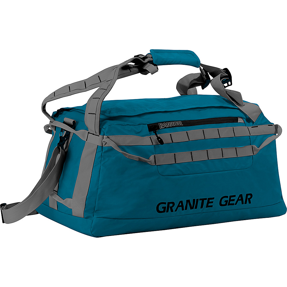 Granite Gear 24 Packable Duffel Bisalt Flint Granite Gear Outdoor Duffels