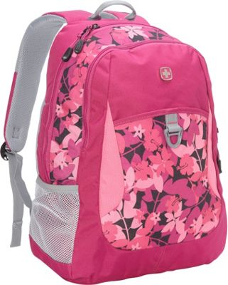 Purple Swiss Gear Backpack - Backpacker Sa