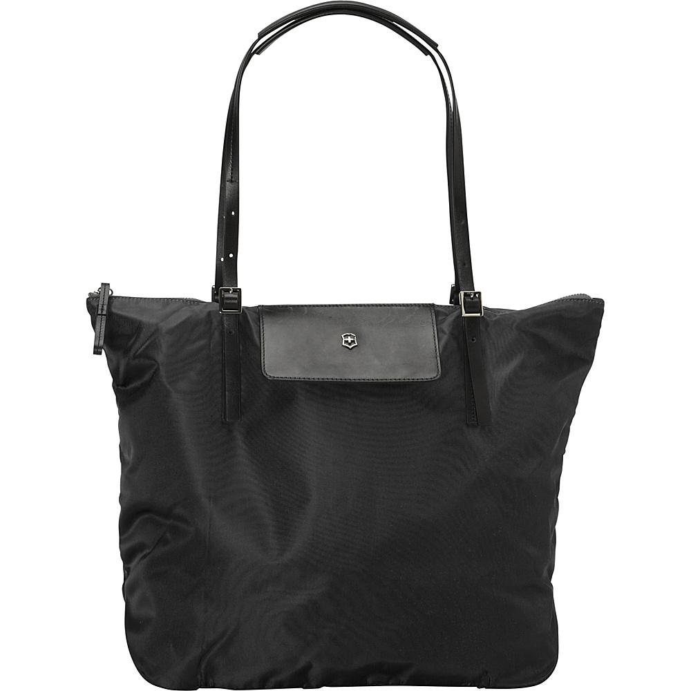 Victorinox Grace Tote Black - Victorinox Luggage Totes and Satchels