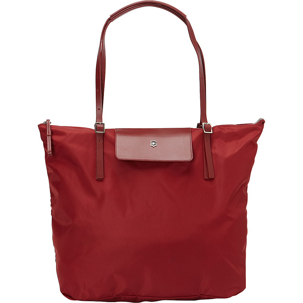 Victorinox Grace Tote Black Cherry - Victorinox Luggage Totes and Satchels