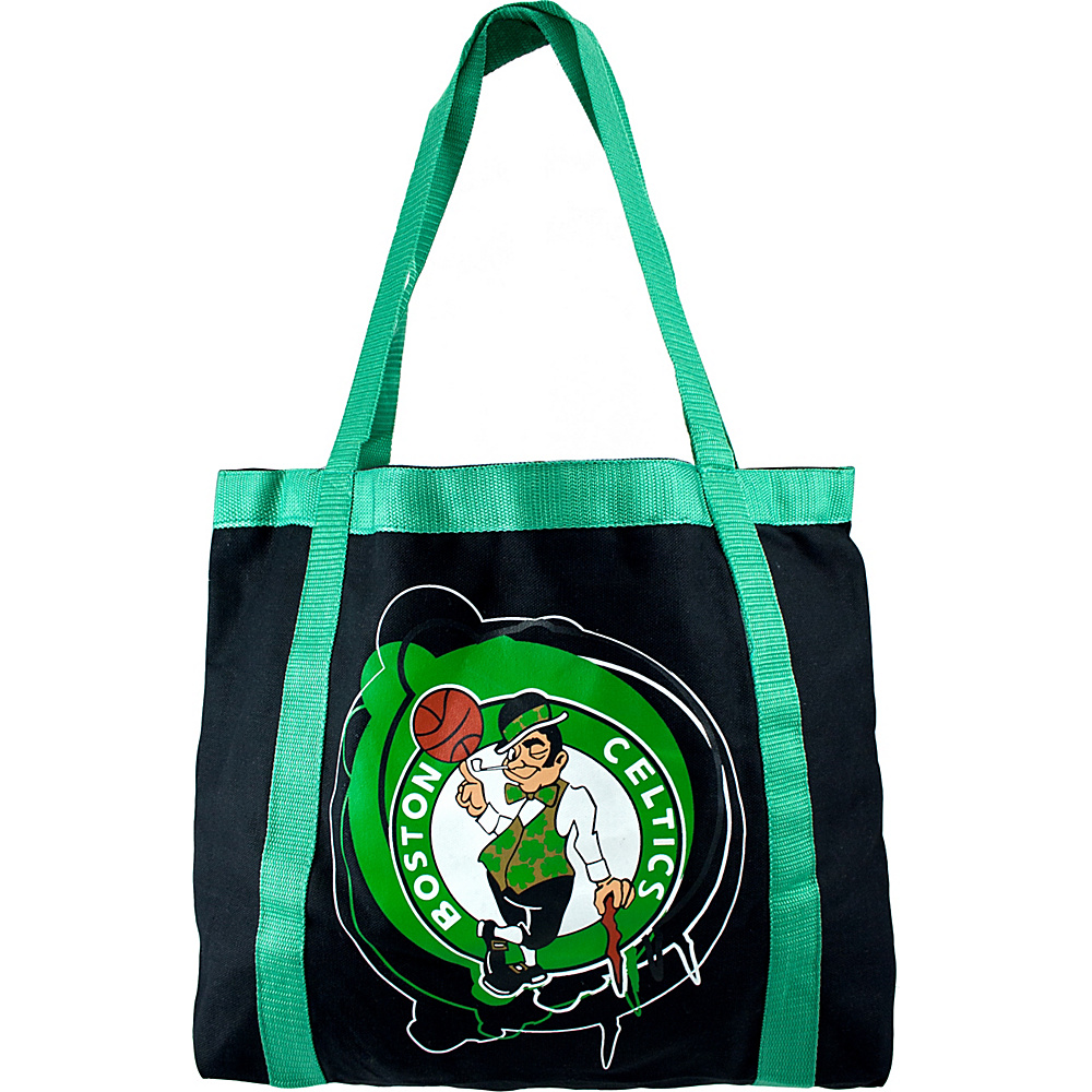 Littlearth Team Tailgate Tote - NBA Teams Boston Celtics - Littlearth Fabric Handbags - Handbags, Fabric Handbags