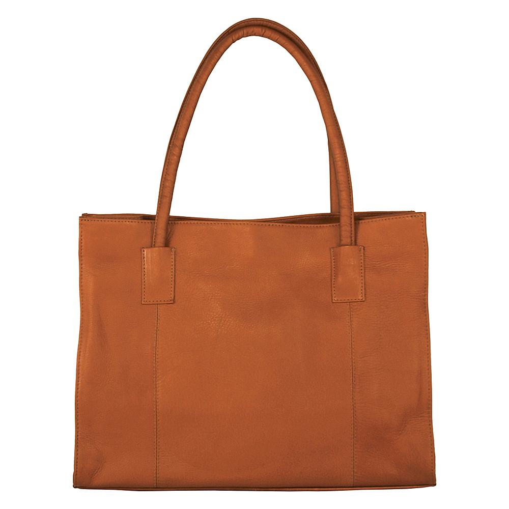 Latico Leathers Festival Tote Natural - Latico Leathers Leather Handbags - Handbags, Leather Handbags
