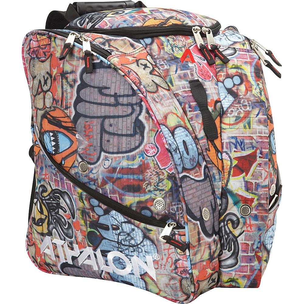 Athalon Tri Athalon Boot Bag Graffiti Athalon Ski and Snowboard Bags