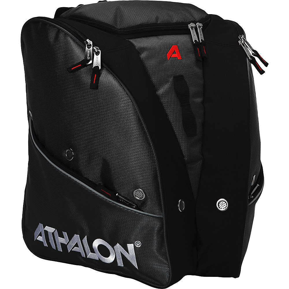 Athalon Tri-Athalon Boot Bag Black - Athalon Ski and Snowboard Bags