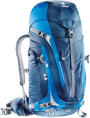 Deuter ACT Trail PRO 40 Hiking Backpack Midnight/Ocean - Deuter Day Hiking Backpacks