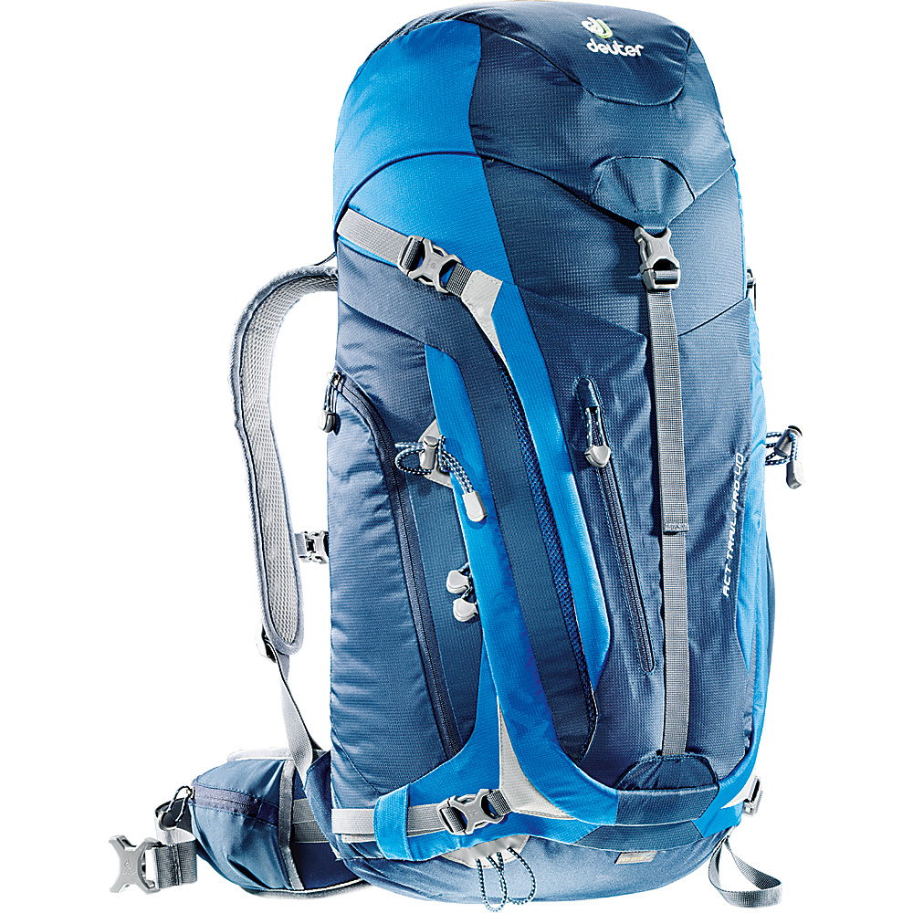 Deuter ACT Trail PRO 40 Hiking Backpack Midnight Ocean Deuter Day Hiking Backpacks