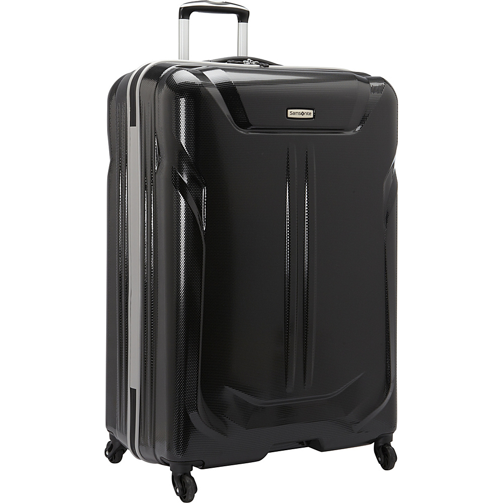 Samsonite LiFTwo Hardside Spinner 29 Black Samsonite Hardside Checked