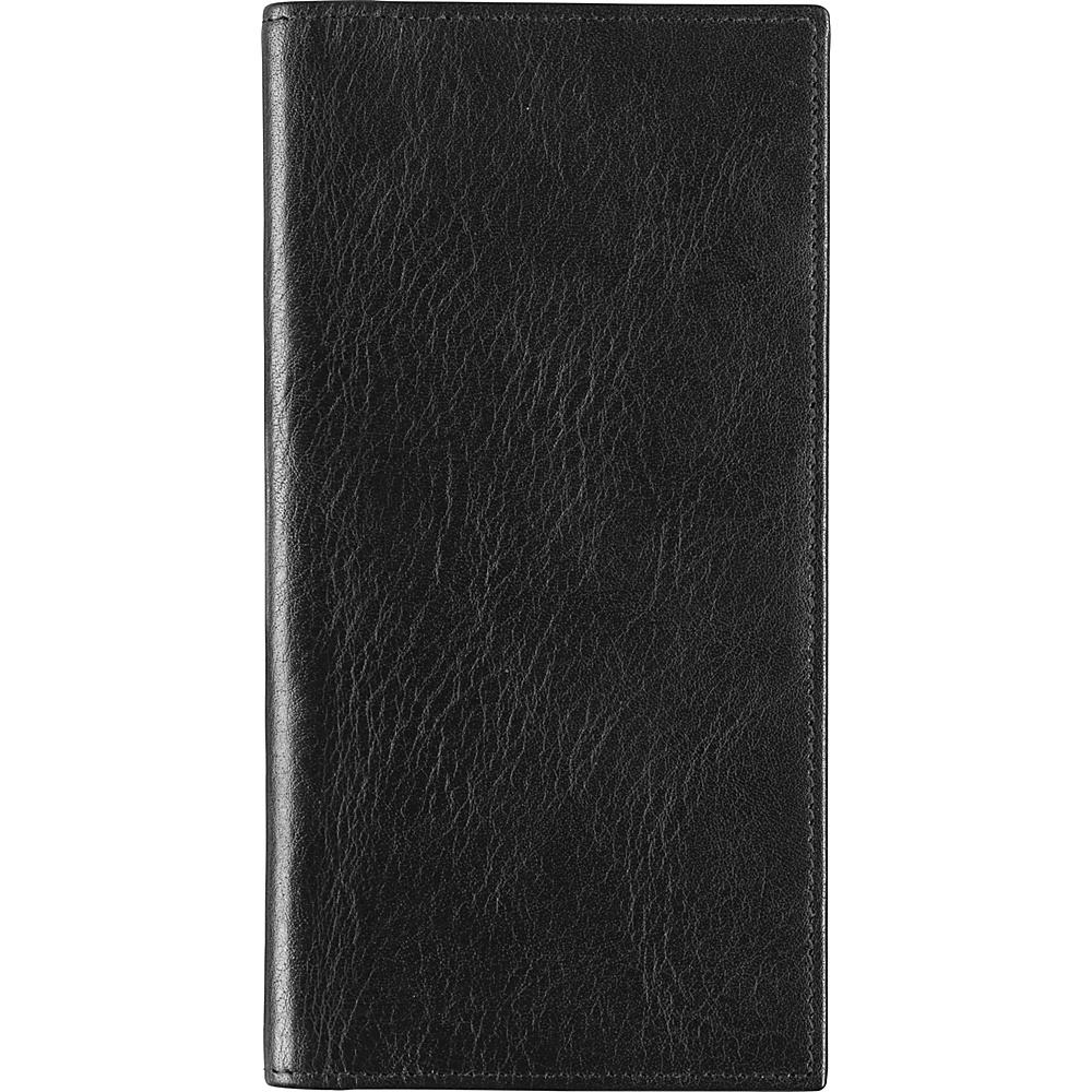 Johnston Murphy Checkbook Cover Black Johnston Murphy Men s Wallets