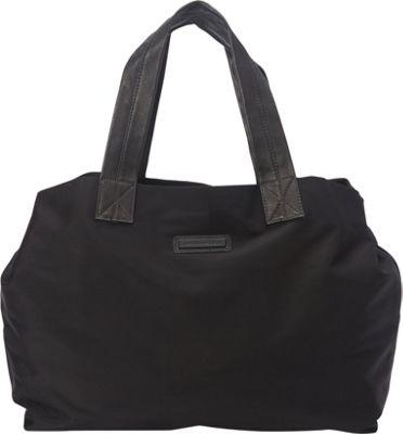 Jacki Easlick Jacki Tote Black - Jacki Easlick Fabric Handbags
