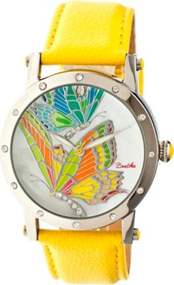 Bertha Watches Isabella Watch Yellow/Multicolor - Bertha Watches Watches