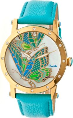 Bertha Watches Isabella Watch Turquoise/Multicolor - Bertha Watches Watches