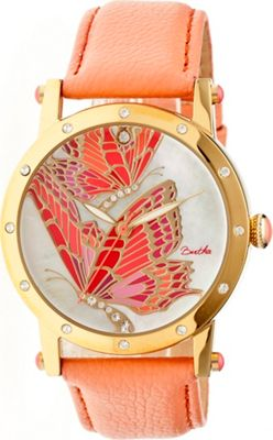 Bertha Watches Isabella Watch Coral/Multicolor - Bertha Watches Watches