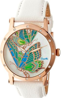 Bertha Watches Isabella Watch White/Multicolor - Bertha Watches Watches