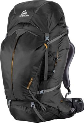 Gregory Men's Baltoro 85 Pack Shadow Black - Small - Gregory Day Hiking Backpacks