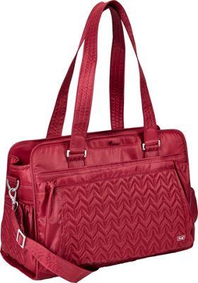 Lug Caboose Carry All Bag Cranberry - Lug Diaper Bags & Accessories