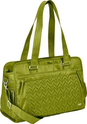 Lug Caboose Carry All Bag Grass - Lug Diaper Bags & Accessories