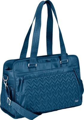 Lug Caboose Carry All Bag Ocean - Lug Diaper Bags & Accessories