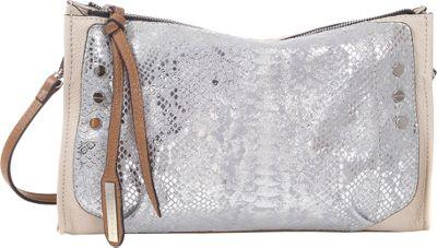 Sanctuary Handbags Boardwalk Crossbody White Python - Sanctuary Handbags Designer Handbags