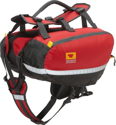 Mountainsmith K-9 Pack, Large Dog Pack Heritage Red - Mountainsmith Pet Bags
